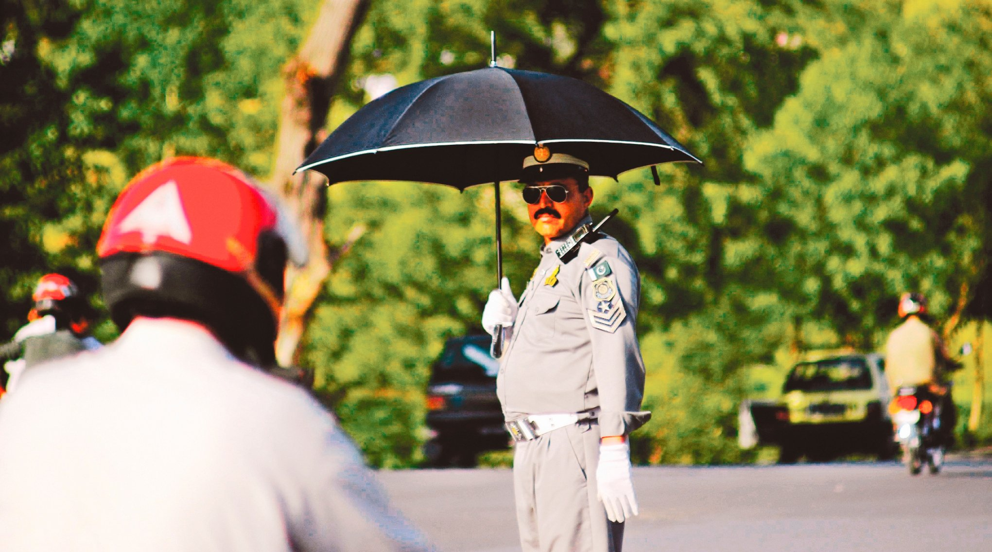 Islamabad Traffic Police. PHOTO: EXPRESS/FILE