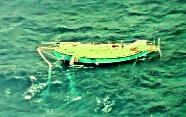 indian sailor rescued from yacht stranded off australian coast