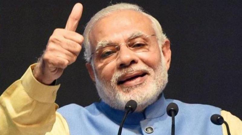 bjp nominates narendra modi for nobel peace prize
