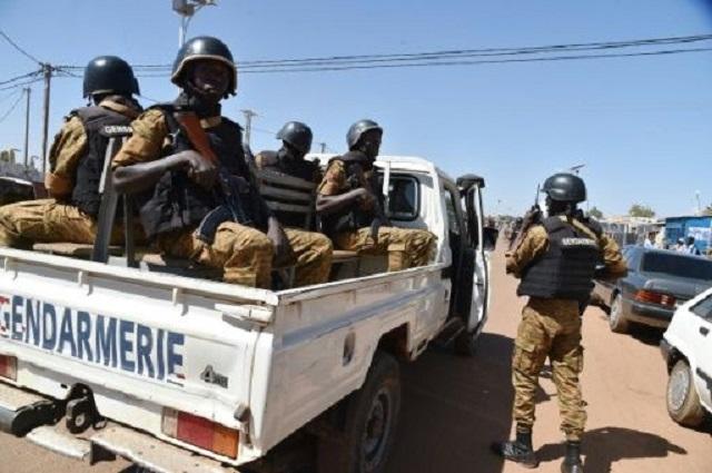 blast kills eight soldiers in burkina faso