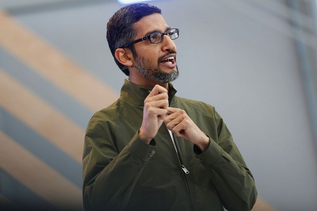 google ceo will testify before us house on bias accusations