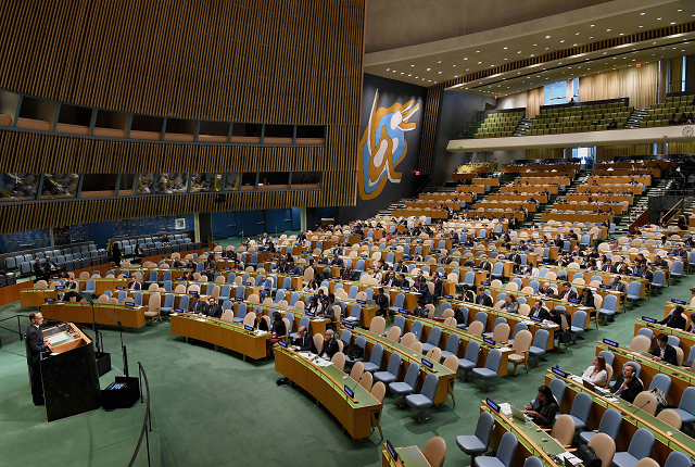 193 speeches un general assembly president says format just right