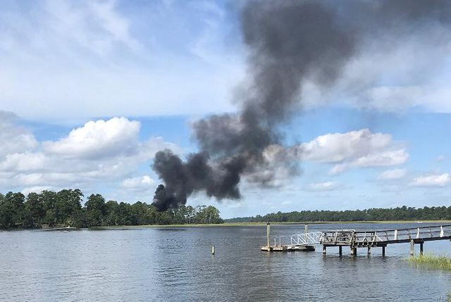 us military f 35 fighter jet crashes in south carolina officials