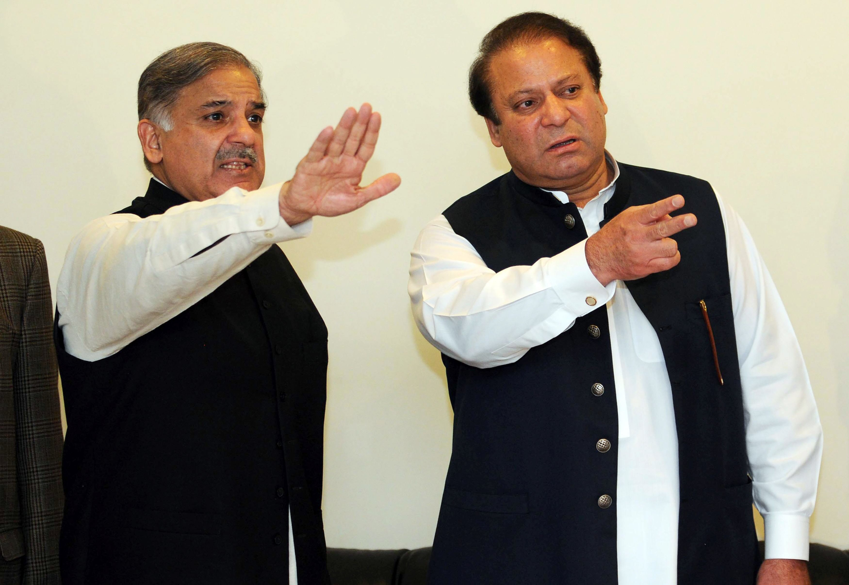 deal talk shows fissures in pml n