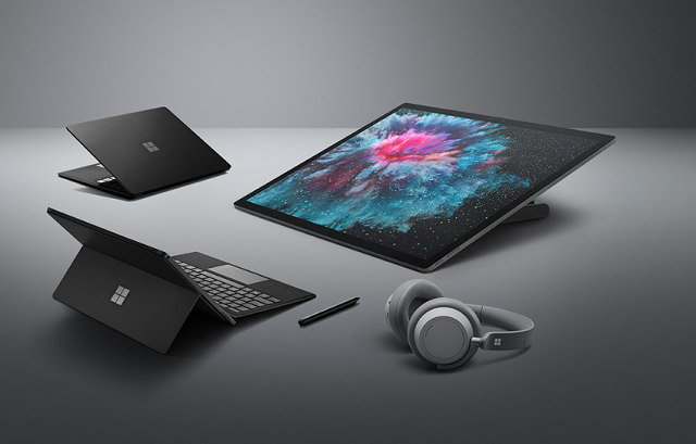 here s what unfolded at microsoft s surface event