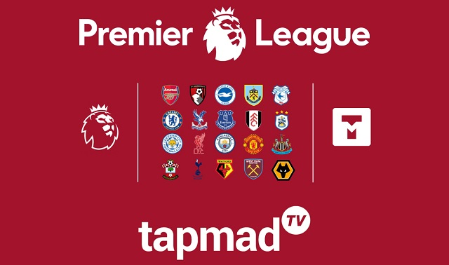 tapmad brings all exclusive games of english premiere league live in hd