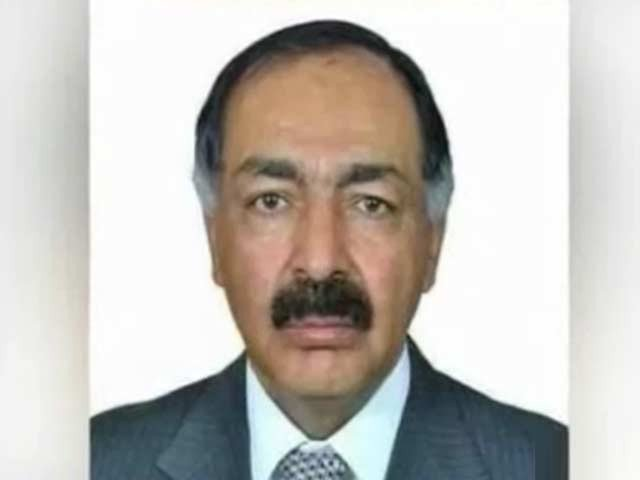 Amanullah Khan Yasinzai. PHOTO: EXPRESS