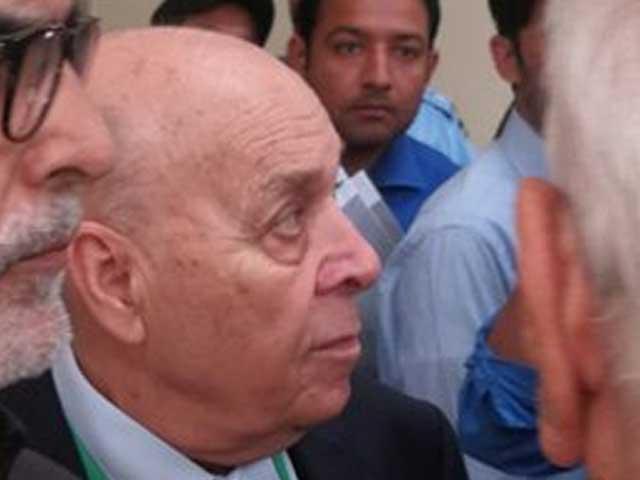 Anwar Majeed. PHOTO: EXPRESS
