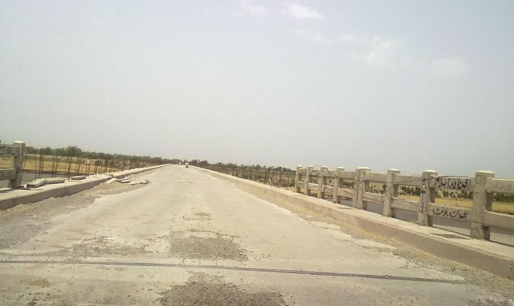 poor state of tawi bridge irks bajwat residents