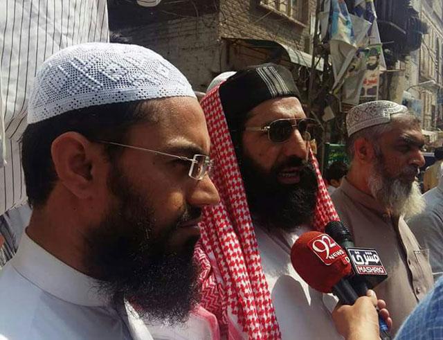 former aswj peshawar chief gunned down in target killing