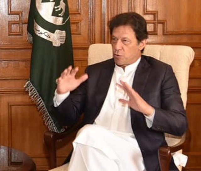 PM Khan says Balochistan to be paid more than its due share in CPEC projects. PHOTO: PPI