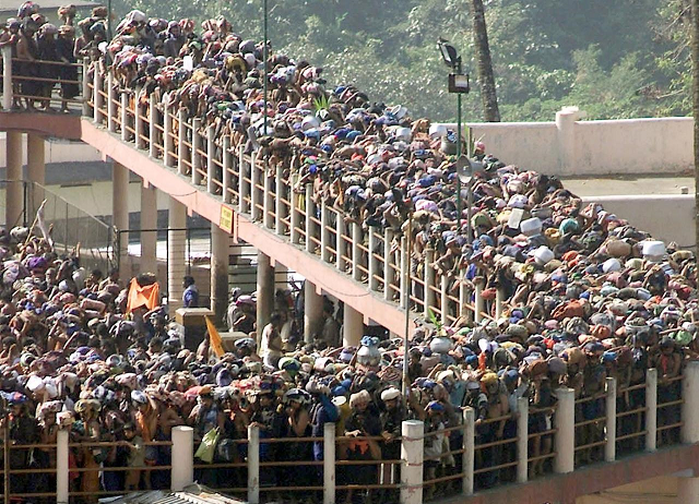kerala braces for face off after lifting of ban on sabarimala entry for women of menstrual age