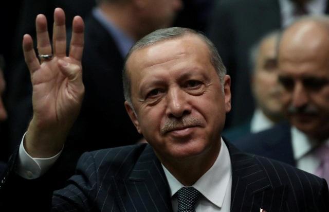 erdogan vows to finish kurdish militants in iraq to avenge dead soldiers
