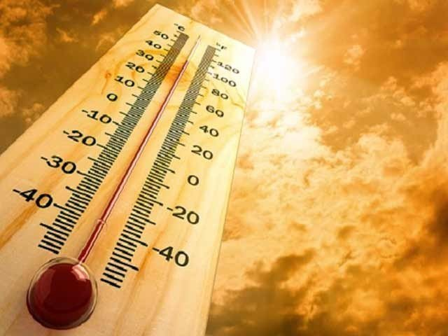 hot and dry weather to continue in karachi