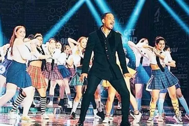 will smith to make a dancing cameo in student of the year 2