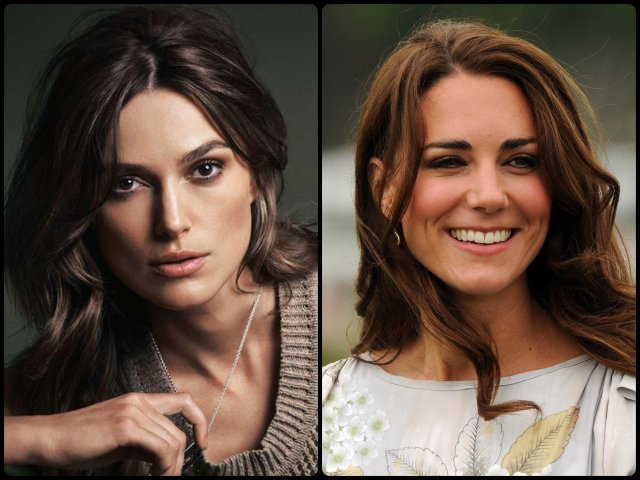 kiera knightley disapproves of kate middleton s post hospital appearance