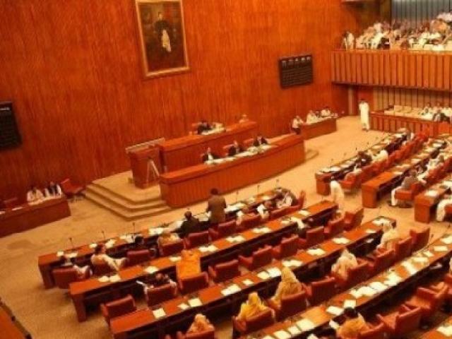 pml n set to create furor in senate again