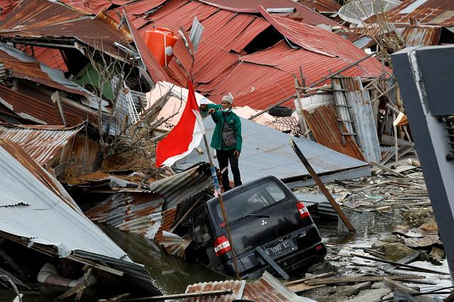 three dead imf summit shaken as strong quake hits indonesia