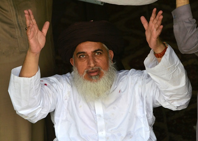 tlp lashes out at france over blasphemous cartoons