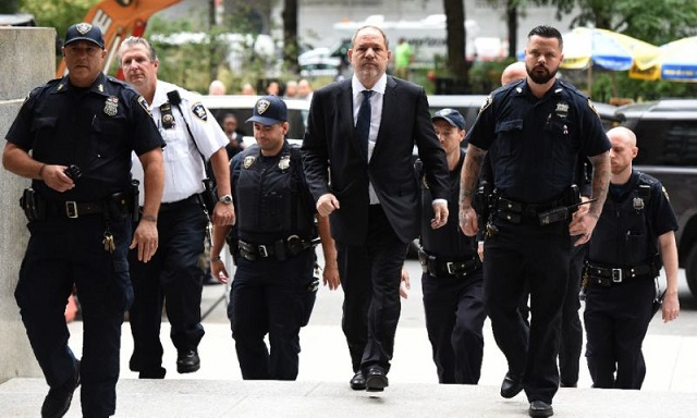 harvey weinstein appeals in sexual assault conviction