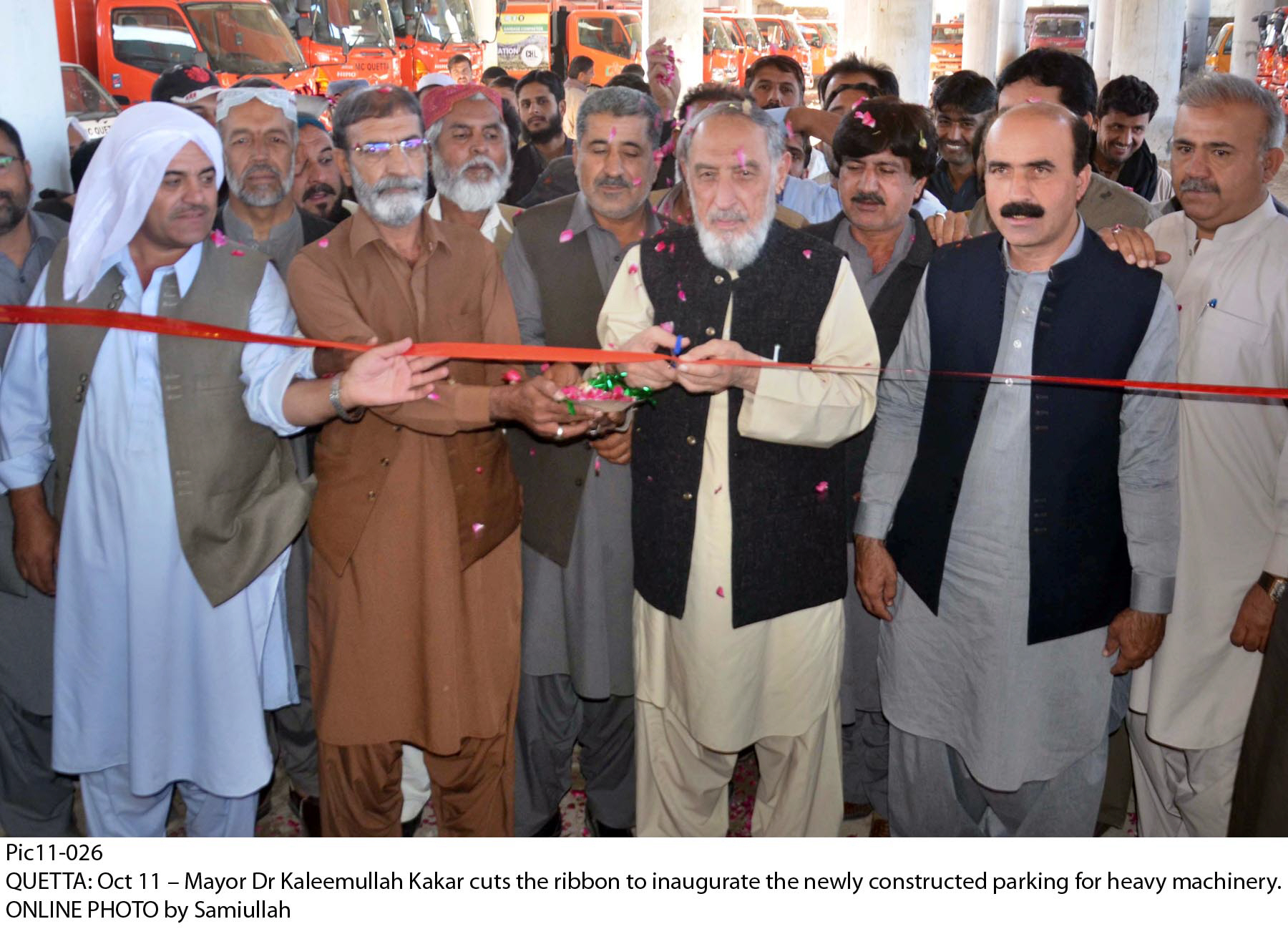 mayor aims to revive quetta s past glory