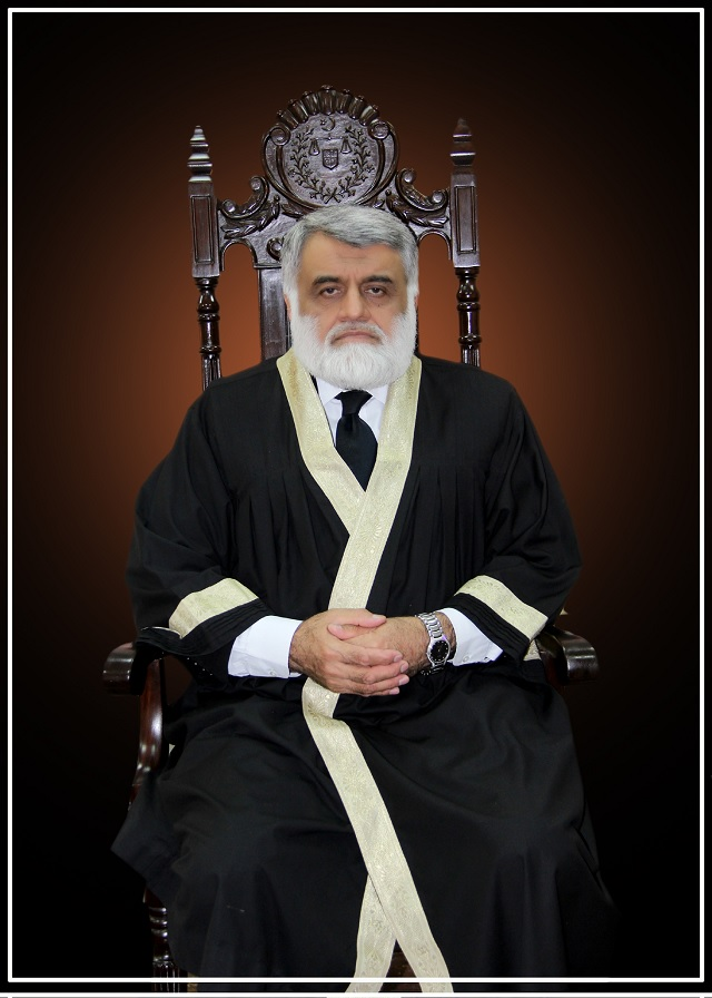 Justice Muhammad Anwar Khan Kasi. PHOTO: IHC