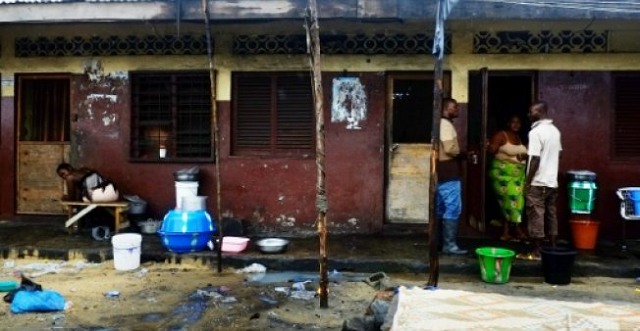 US charity school in Liberia caught in rape scandal. PHOTO: AFP