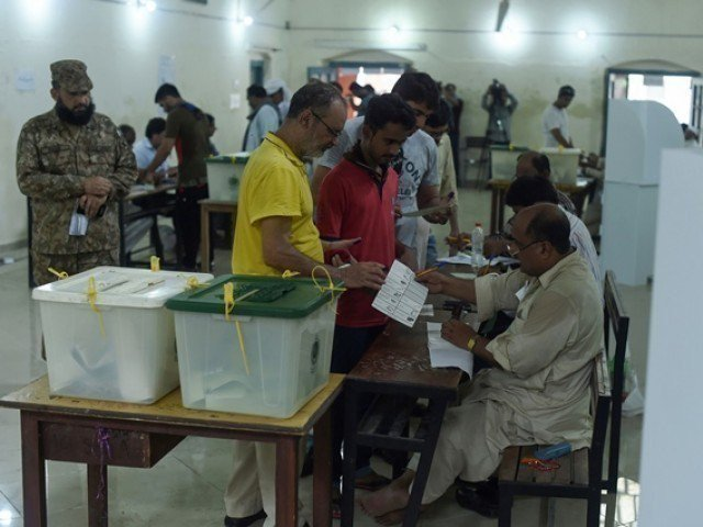 no women voters at six chakwal polling stations