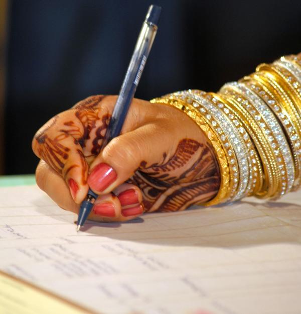 cii drafting new comprehensive nikahnama