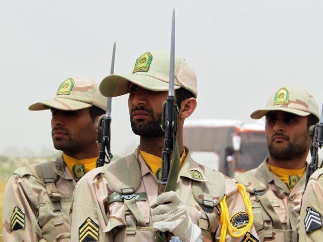 Iran alleges militant groups receive support from US, Israel and Saudi Arabia. PHOTO: AFP/FILE