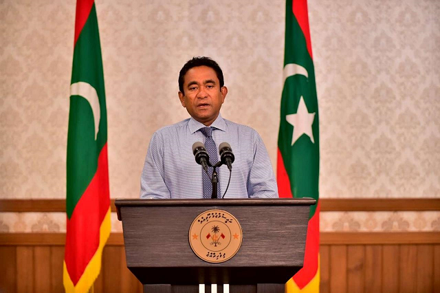 maldives president says preparing to step down with no regrets on any decisions