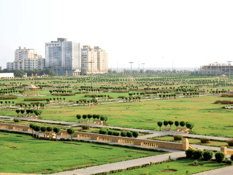 at rs20m the grass in this park is dearer than gold