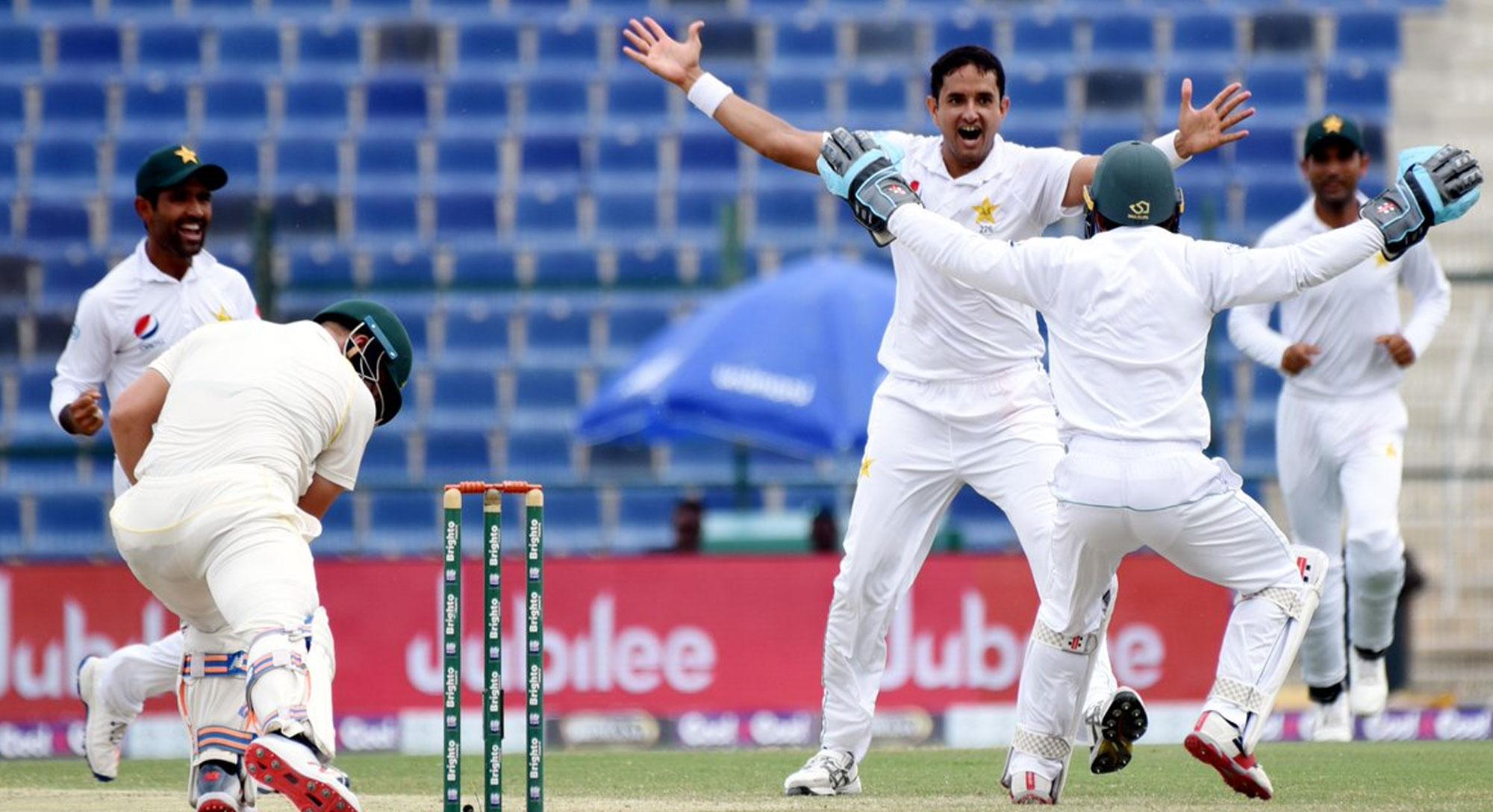 abbas sarfraz star as pakistan clinch series against australia