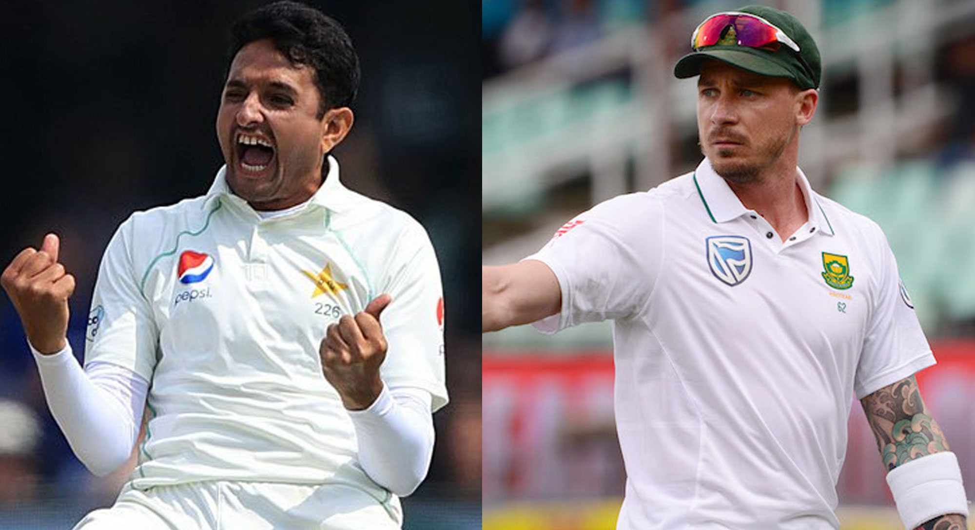 steyn on abbas i see number one test bowler coming