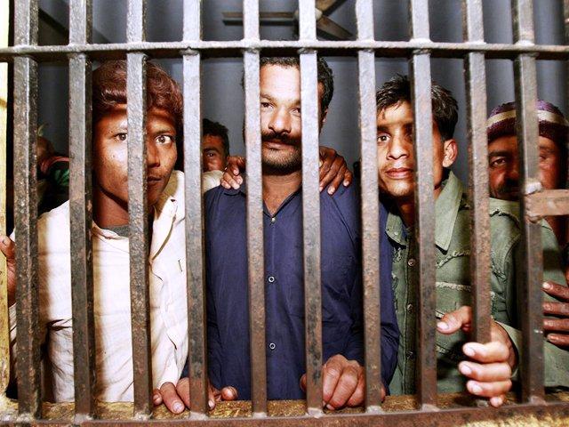 12 Indian fishermen jailed. (Representational image). PHOTO: FILE