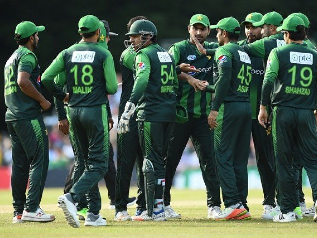 four pakistan matches allegedly involved spot fixing report