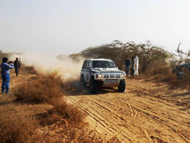 no funds allocated for cholistan desert jeep rally