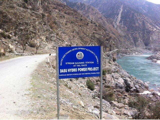 The World Bank has expressed serious concerns over years of delay in the construction work on run-of-river Dasu Hydropower Stage-I project warning that the $3.787 billion loan it approved for the project in June 2014 could get lapsed. The project was set to complete in June 2021. PHOTO: EXPRESS/FILE