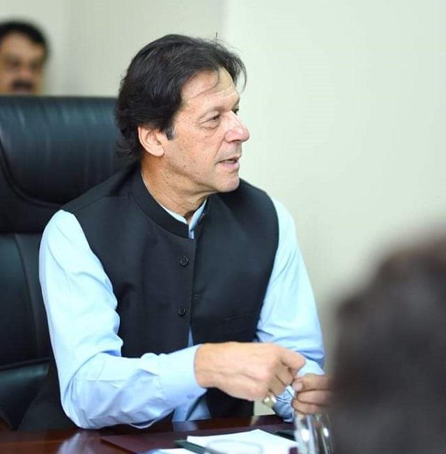 Prime Minister Imran Khan. PHOTO: PTI