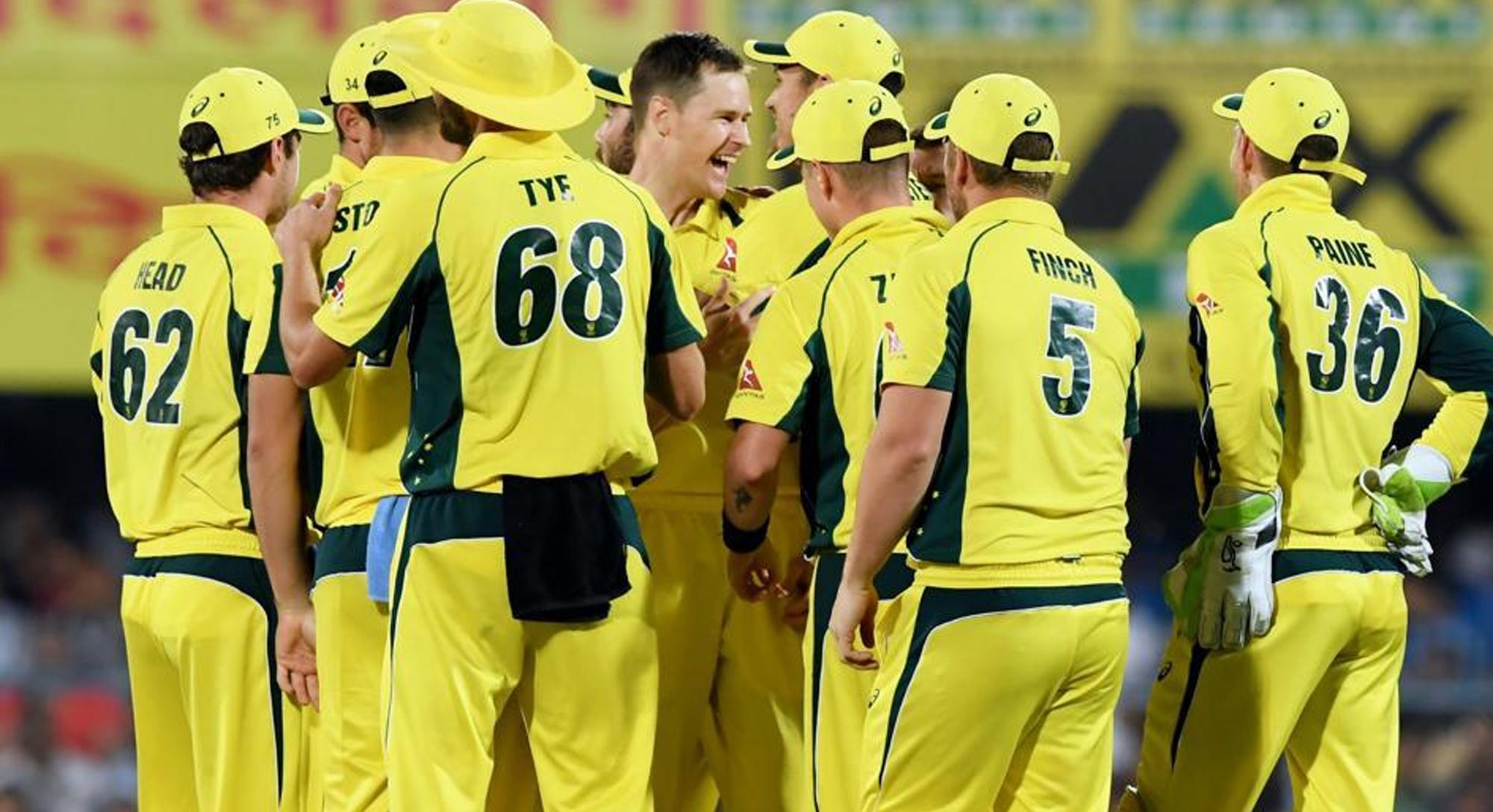 australia eye top spot in t20i rankings in series against pakistan