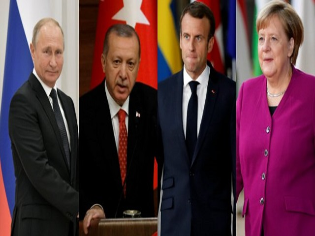 turkey to host syria summit with russian french german leaders