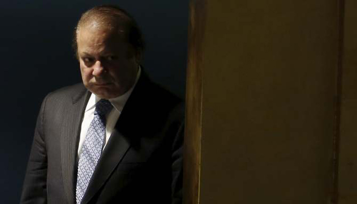 deposed prime minister nawaz sharif photo reuters