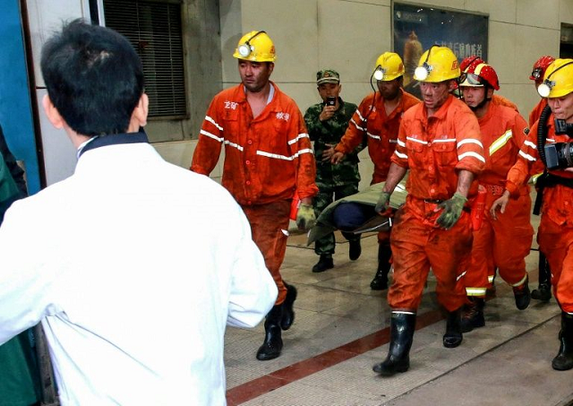 19 dead in east china mining accident