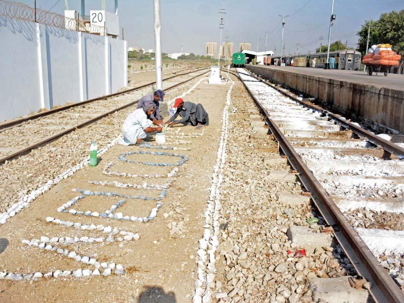 local train service from karachi to dhabeji starts tomorrow