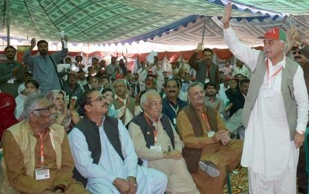 np will continue to serve people baloch