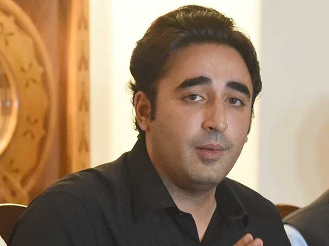 Pakistan Peoples Party Bilawal Bhutto. PHOTO: EXPRESS/FILE