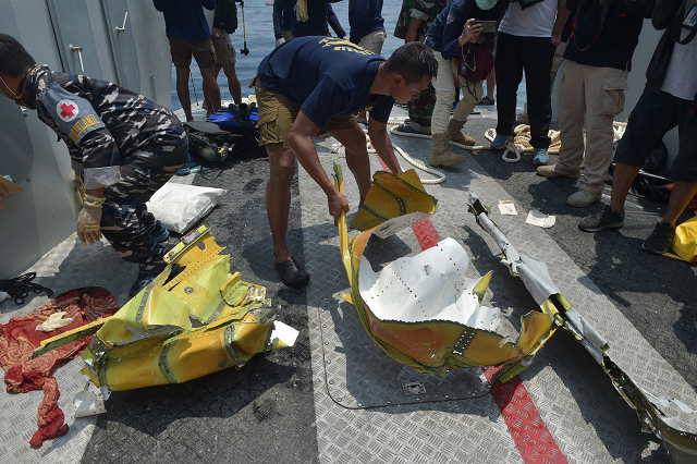 one black box recovered from crashed indonesia jet