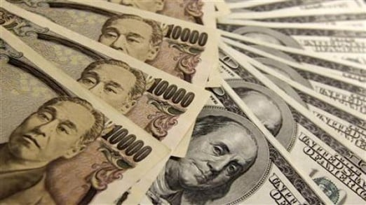 Decrease attributed to external debt servicing, official payments. PHOTO: FILE