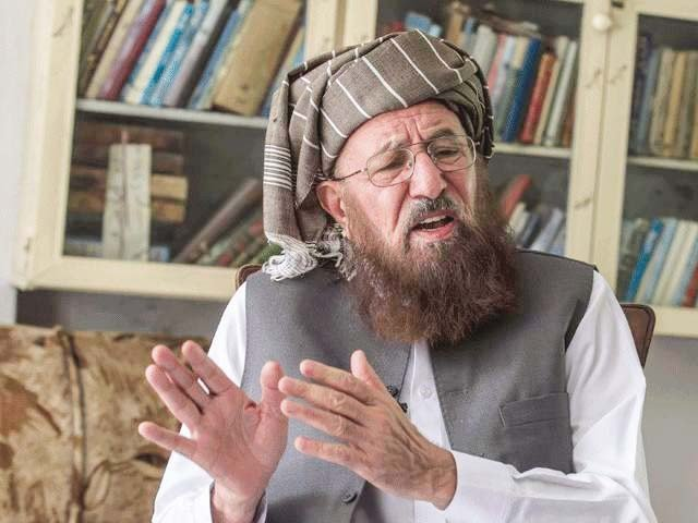 maulana samiul haq photo file