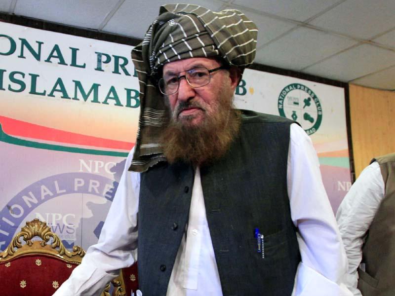 a file photo of late jui s chief samiul haq